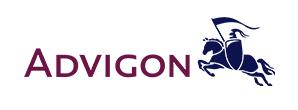 ADVIGON Messestand auf der Onlinemesse profino für Vermittler