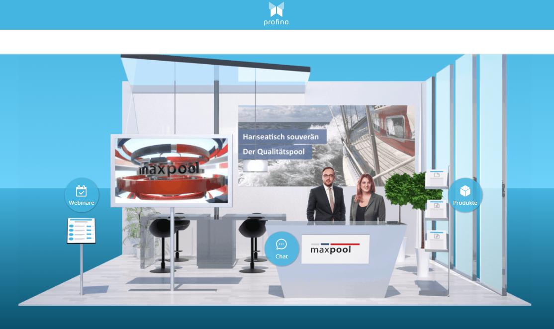 maxpool Maklerpool Online Messe