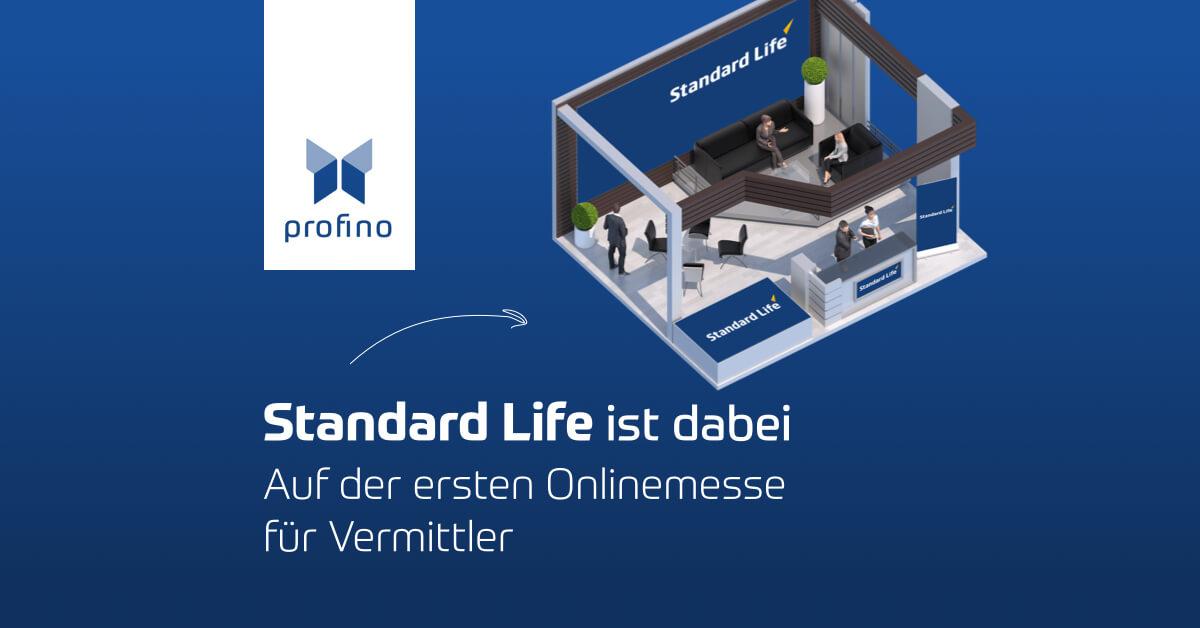 Standard life: der Lebensversicherer jetzt auf der Maklerplattform!